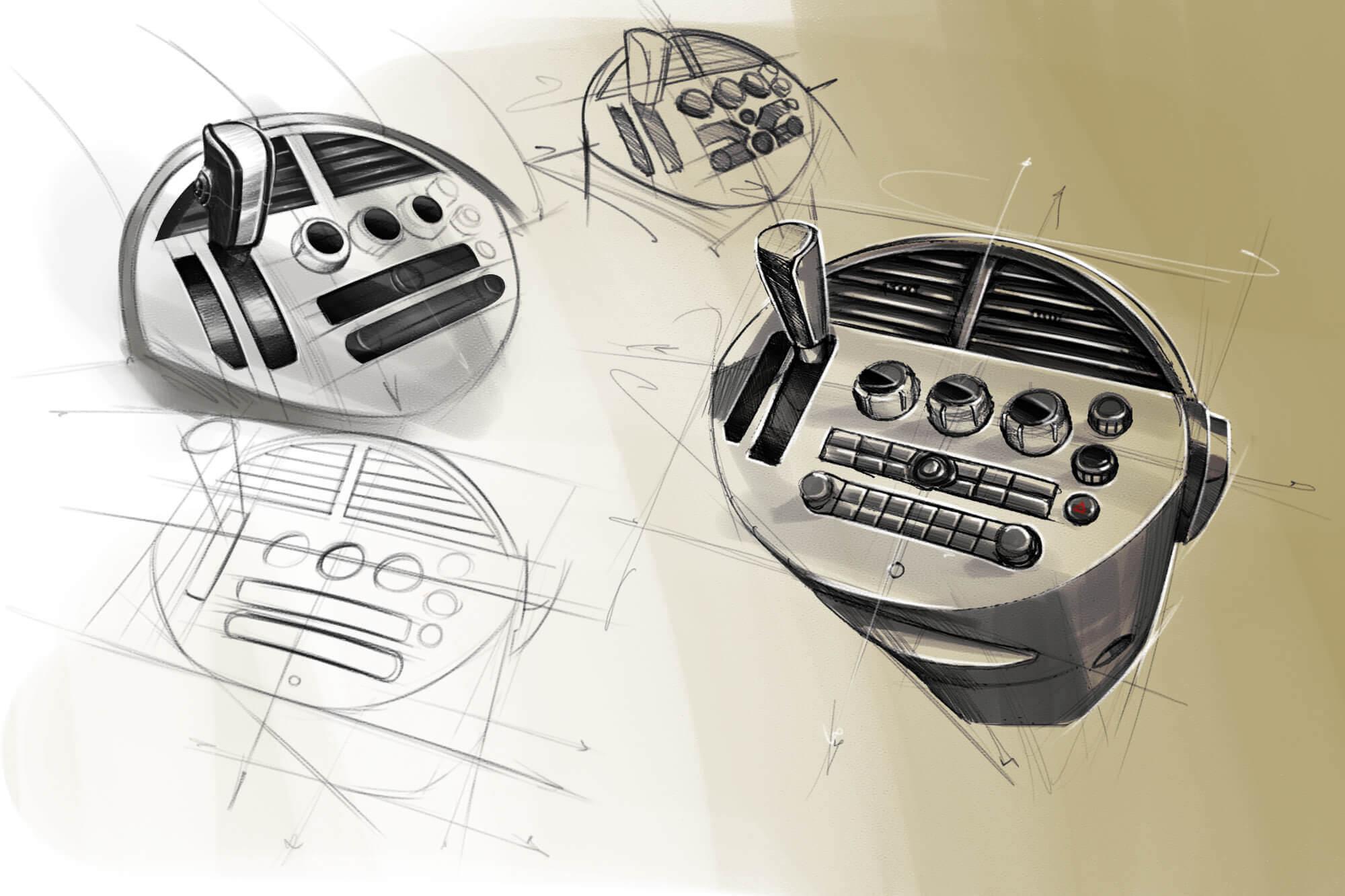 Nissan Quest Instrument Panel