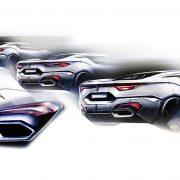 Sedat Öztürk 2D Sketches Otomobil Tasarımlar