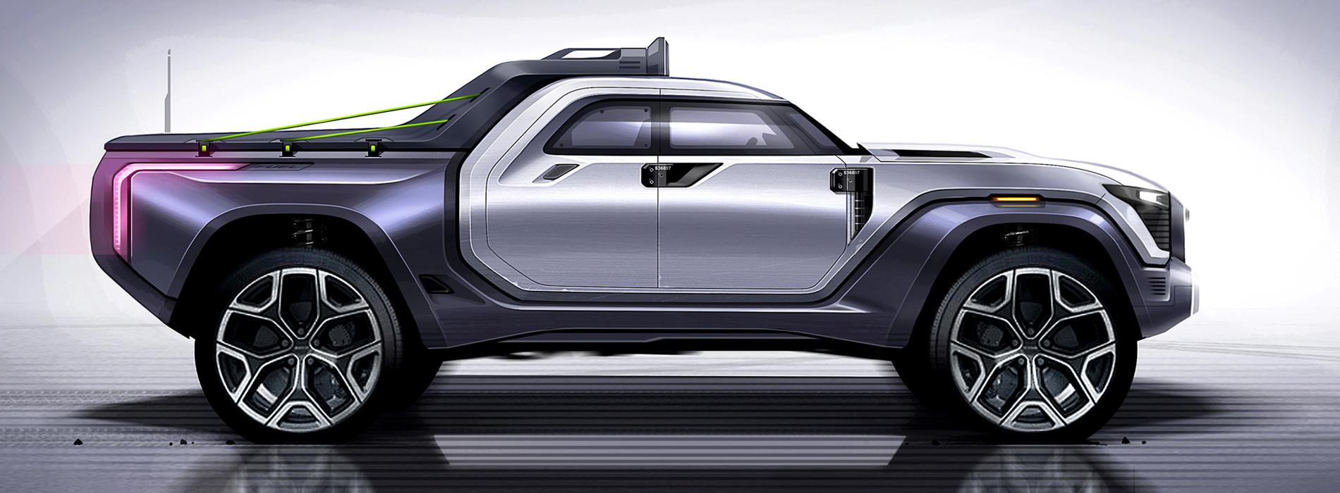 Sedat Öztürk Araç Tasarımları
